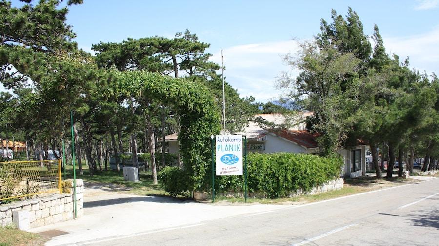 Kamp Planik- Campsite