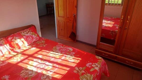 1 quarto, Wi-Fi, roupa de cama