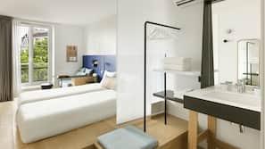 Coffres-forts dans les chambres, lits bébé (gratuits), Wi-Fi gratuit