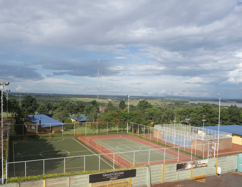 Sport Court, Apart Country Grand Crucero