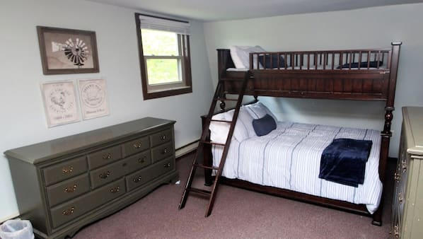 3 quartos, Wi-Fi, roupa de cama