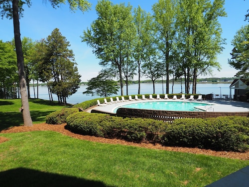Stay Awhile at Lake Norman. This Extended Stay Condo is the Perfect Home Away From Home!