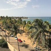 Front Beach Apartment at Luquillo