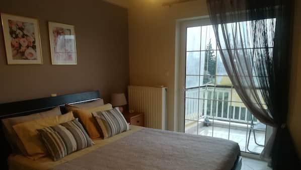 1 makuuhuone, internet