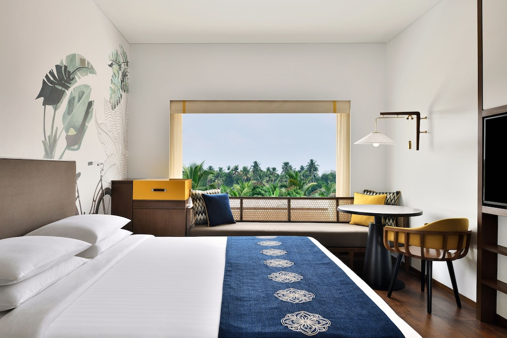 Room, Port Muziris, a Tribute Portfolio Hotel, Kochi
