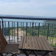 Pemandangan Balkon