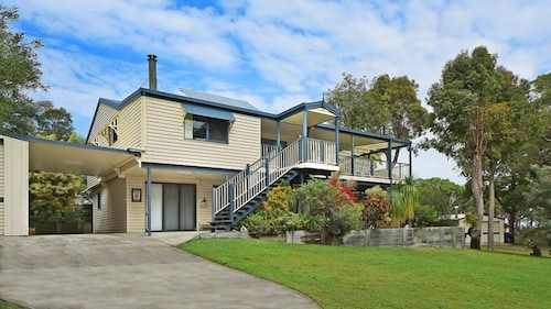 Quandamooka Beach House