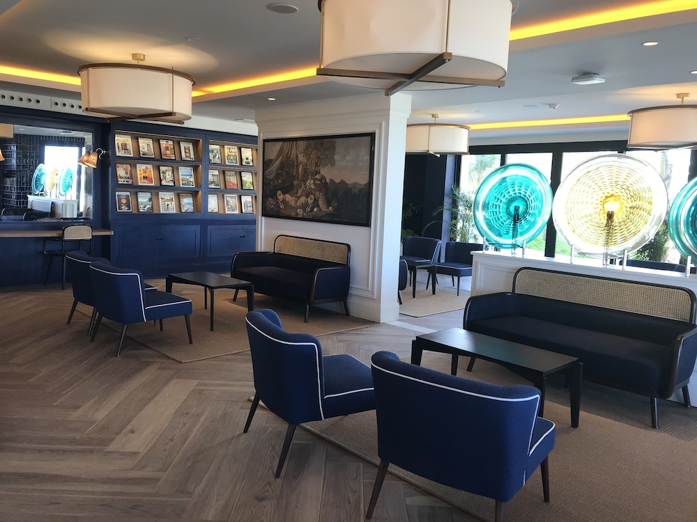 Lobby Sitting Area, Ocean Coral Spring Resort - All inclusive