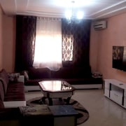 Apartment With 2 Bedrooms in Oujda, With Wonderful City View, Furnished Garden and Wifi - 60 km From the Beach