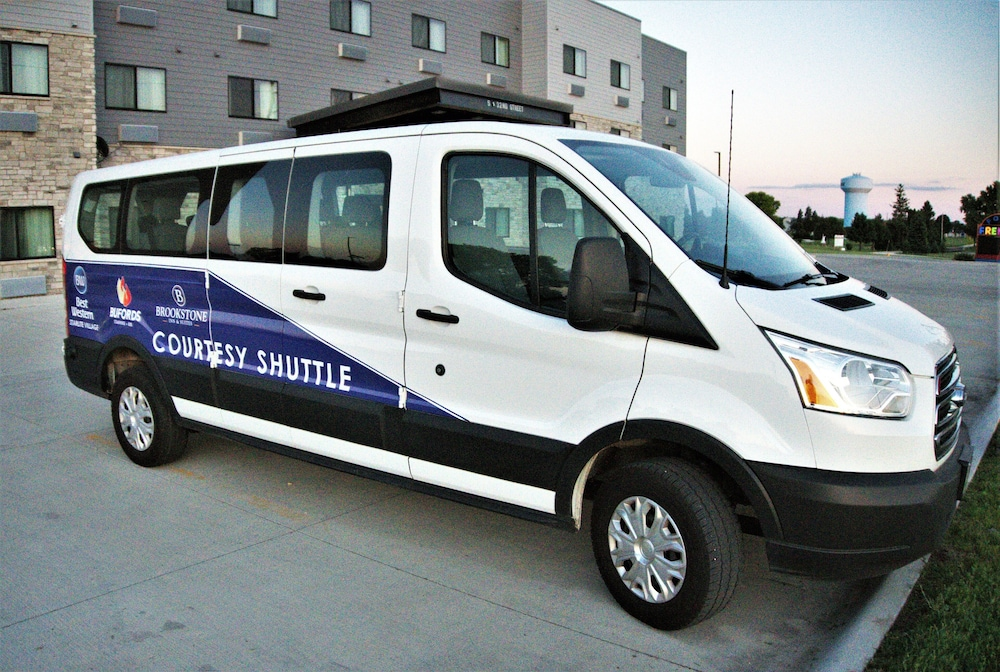 City Shuttle, Brookstone Fort Dodge