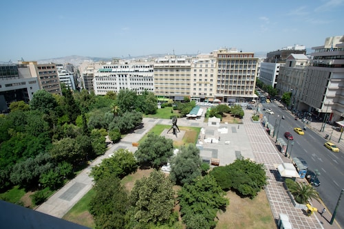 Athens Center Panoramic Flats