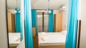 Allergikerbettwaren, Pillowtop-Betten, laptopgeeigneter Arbeitsplatz