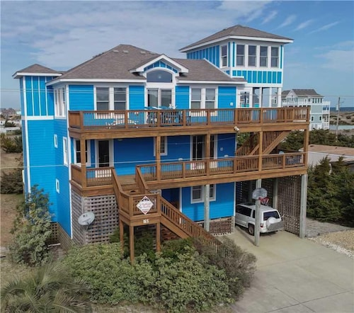Oceans Gate  #16-S - 6 Br Home