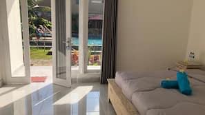 1 개의 침실, 객실 내 금고, 다리미/다리미판, 무료 WiFi