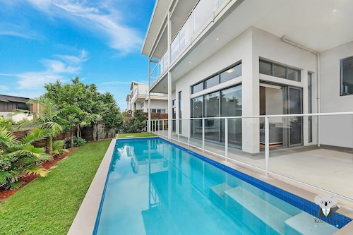 Sydney Eastern Area Dream Huge Family House Little Bay With Stunning Views & Swimming Pool