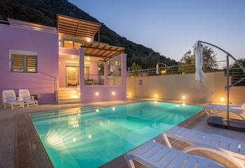 Luxury Villa for 6 Amazing Sea View Pool