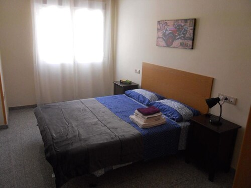 Apartment With one Bedroom in El Campello, With Wonderful City View and Balcony - 350 m From the Beach
