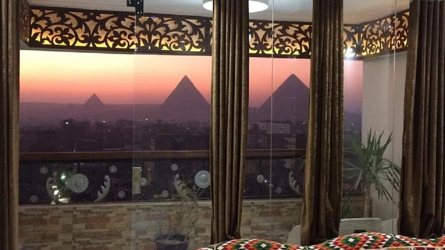 Giza Pyramids View Guest House