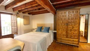 1 개의 침실, 유아용 침대, WiFi, 침대 시트