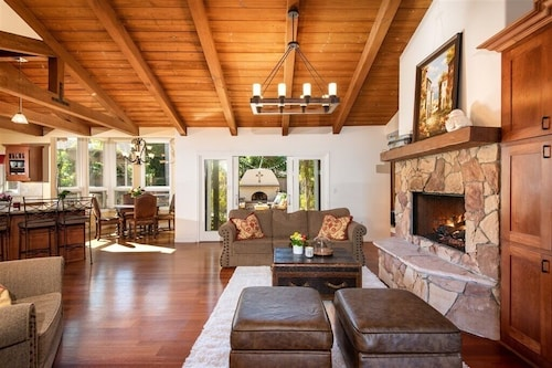 Resort Style Living Near Beach in Rancho Santa Fe!
