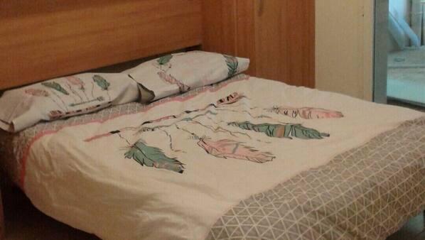 1 Schlafzimmer, Bügeleisen/Bügelbrett, Babybetten, Reisekinderbett
