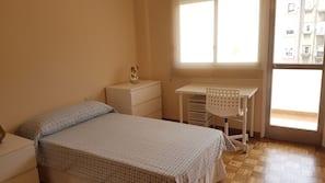 4 dormitorios y ropa de cama