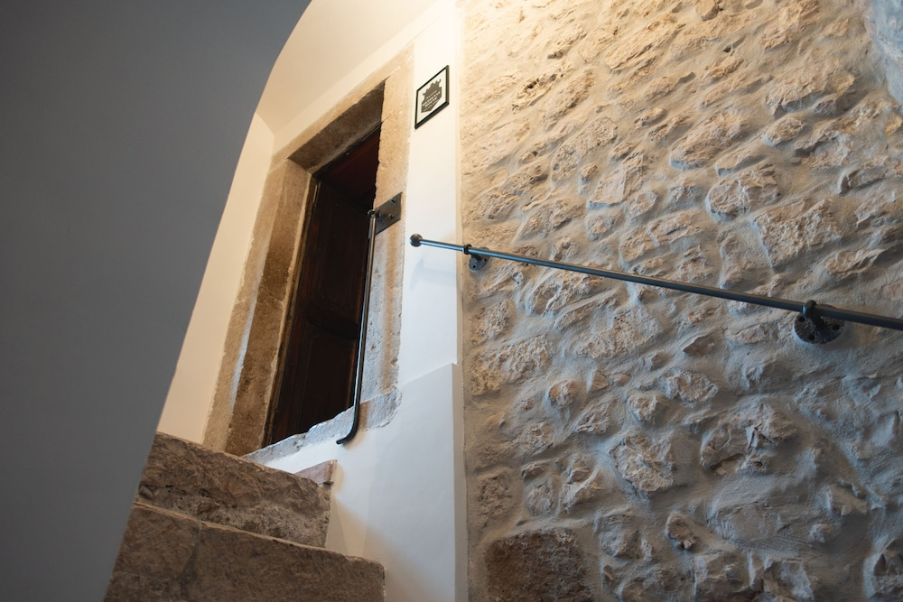Staircase, Aurora Medieval House