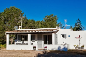 House With 3 Bedrooms in Formentera, With Enclosed Garden and Wifi - 5 km From the Beach