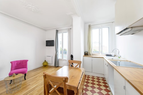 Cosy apartment 4 people near Paris