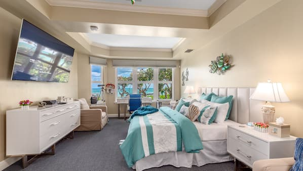 9 bedrooms, in-room safe, desk, iron/ironing board