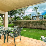 Kihei Garden Estates #e-102 Ground Floor, Steps to Pool, Restaurants Nearby