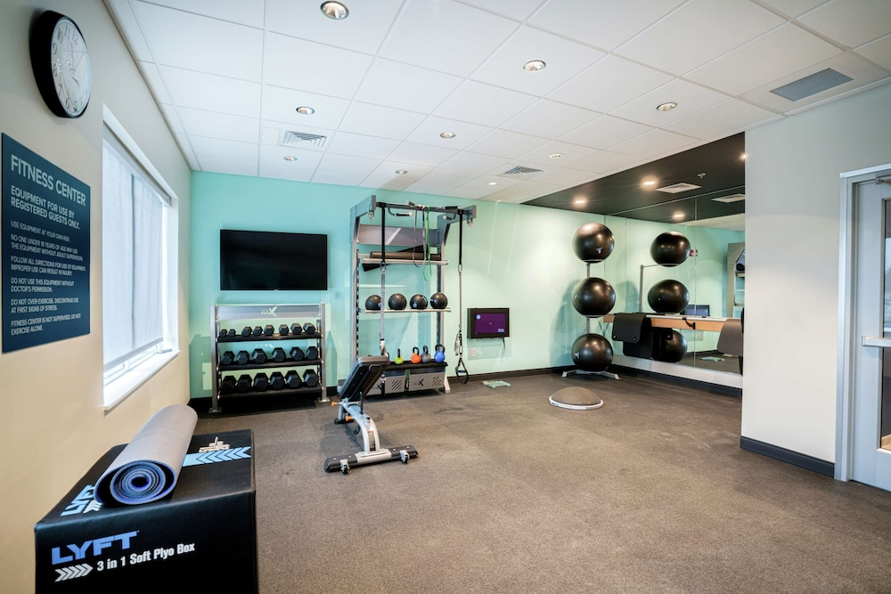 Fitness Facility, Tru By Hilton Greenville