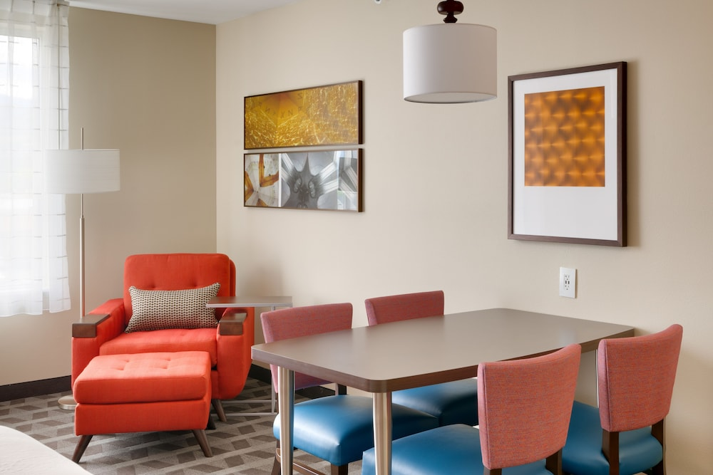 Living Area, TownePlace Suites by Marriott Salt Lake City Draper
