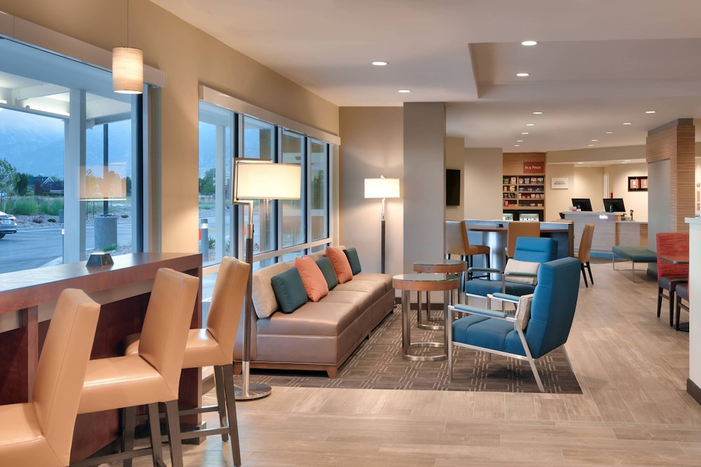 Lobby, TownePlace Suites by Marriott Salt Lake City Draper