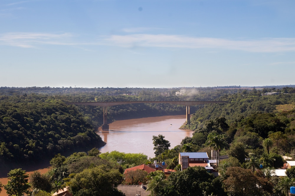 View from Property, O2 Hotel Iguazú