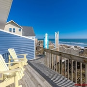 Take Me A Wave - Oceanfront!! PET Friendly!!