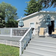 Waterfront 3 Bedroom 2 Bath Home With Dock!