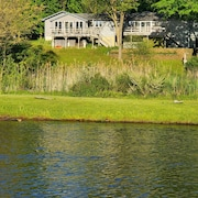 Cozy Lake Chapin House, One Bedroom, One Bath Quiet Country Setting