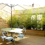 House With 2 Bedrooms in Châteauneuf-du-pape, With Furnished Terrace and Wifi