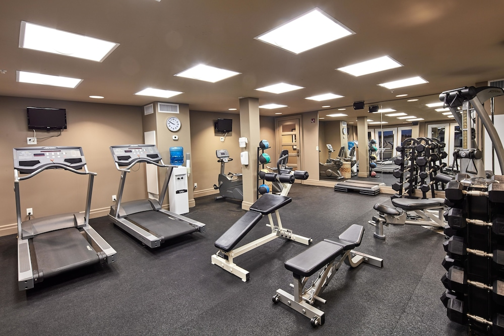 Gym, Touchstone Resort