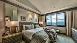 Egyptian cotton sheets, premium bedding, down duvet