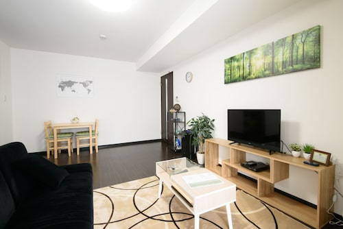 Gt09 2bed Room/sapporo Sta/free CAR Space+wi-fi