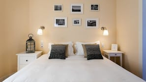 1 slaapkamer, gratis babybedden, gratis wifi