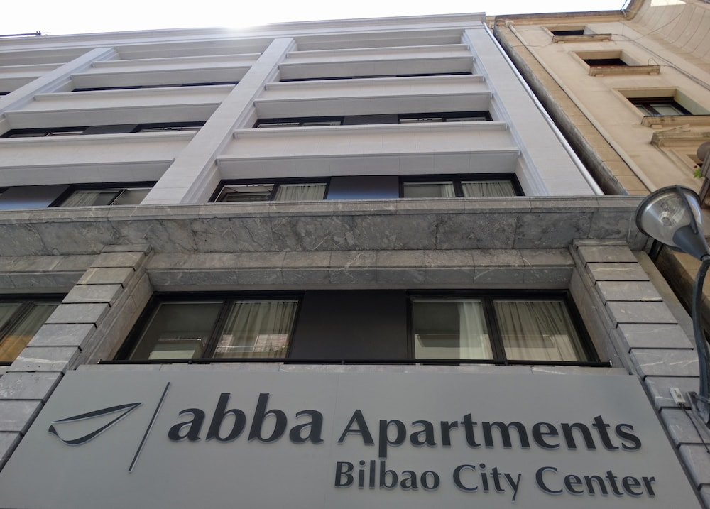 Front of Property, Bilbao City Center by abba Suites