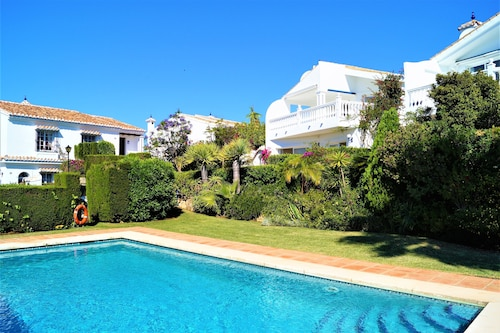 Beautiful 3 Bedroom Villa Near Golf El Chaparral Mijas Costa