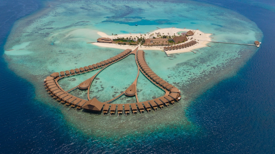 马尔代夫西纳蒙丝绒酒店