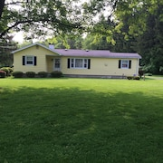 Recently Updated Ranch in the Village of Clifton Springs, NY