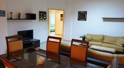 Amazing 3 bedroom flat 2min to the beach