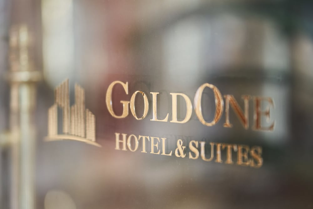 Front of Property, GoldOne Hotel & Suites