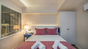1 bedroom, in-room safe, blackout drapes, soundproofing